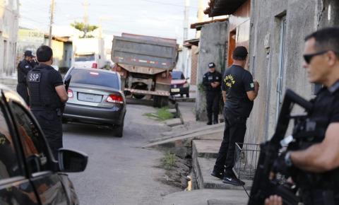 2ª ETAPA DA OPERAÇÃO LEIDE CUMPRE MANDADOS EM CAPIM GROSSO E MAIS 5 CIDADES