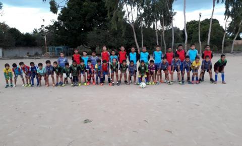 Escolinha de futebol Primeiro Passo abre inscrições
