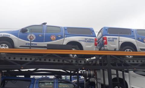 SERROLÂNDIA RECEBERÁ NOVA VIATURA DA POLÍCIA MILITAR