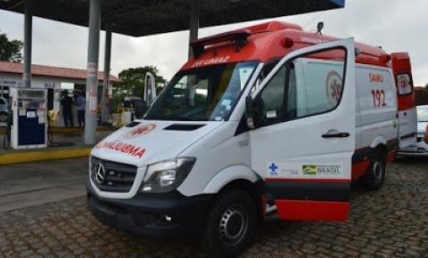 Prefeitura de Mairi conquista nova ambulância para o Samu 192
