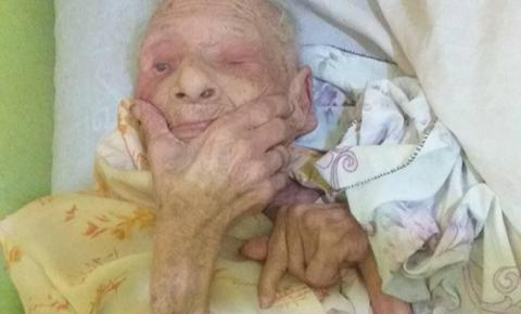 Serrolandense é super centenária aos 111 anos de idade