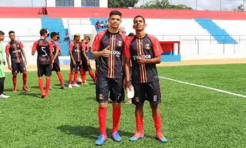 Pela Copa Jacuípe Sub-15 Serrolândia vence por 2x1 a equipe de Várzea da Roça