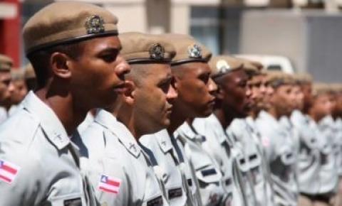 Edital de concurso para Polícia Militar da Bahia será divulgado