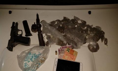 Dois suspeitos de tráfico de drogas morrem em confronto com policiais na Bahia