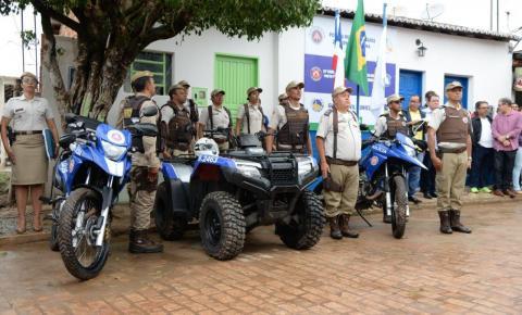 Itaitu ganha Posto Policial por meio de parceria entre PM e Prefeitura de Jacobina