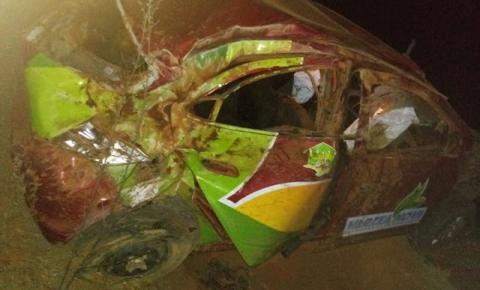 Mãe e filha estão entre as vítimas de acidente que deixou 4 feridos na região de Várzea Nova