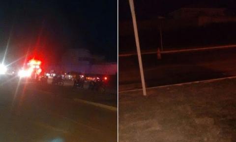 Quebra-molas sem sinalização na região da Policlínica provocam acidentes em Jacobina