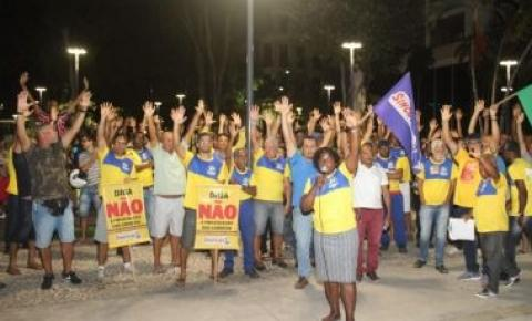 Trabalhadores encerram greve dos Correios após mais de uma semana