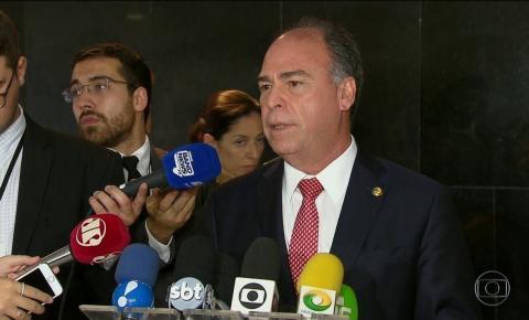 PF faz buscas no Congresso em operação que investiga senador Fernando Bezerra Coelho