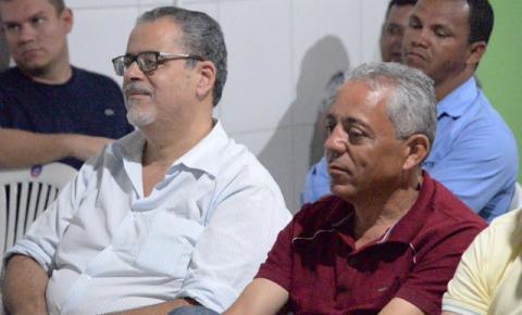 Prefeito Luciano anuncia apoio a Gildo Mota como pré-candidato a Vereador em Lages do Batata