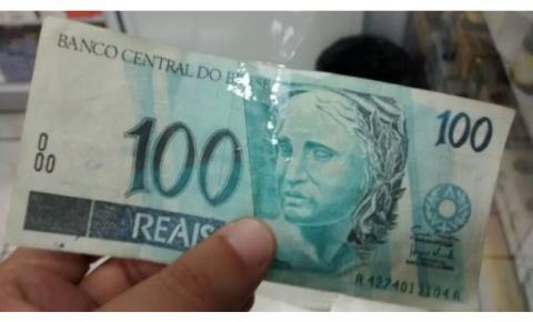 Alerta sobre circulação de dinheiro falso em Serrolândia