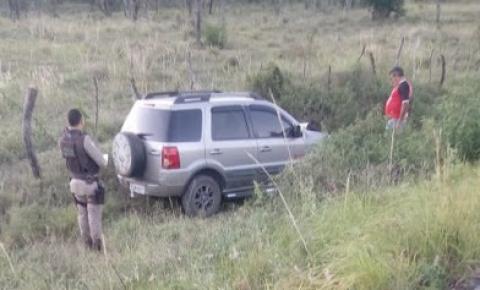 Homem morre em acidente na BA-417 entre Várzea do Poço e Serrolândia