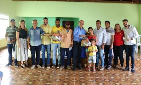 Prefeitura, Consórcio Jacuípe e FATRES realizam entrega das 80 cisternas para consumo humano em Capela