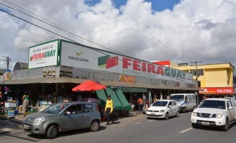 MP pede fechamento do Feiraguai, importante entreposto comercial de Feira de Santana