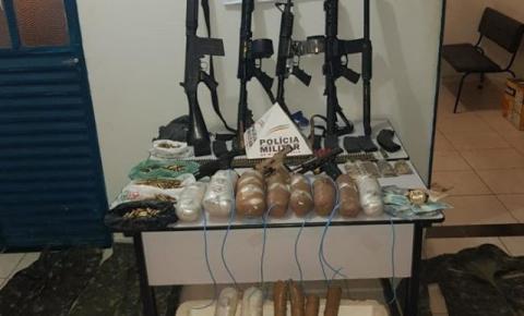 Seis bandidos morrem em confronto com a PM na Bahia