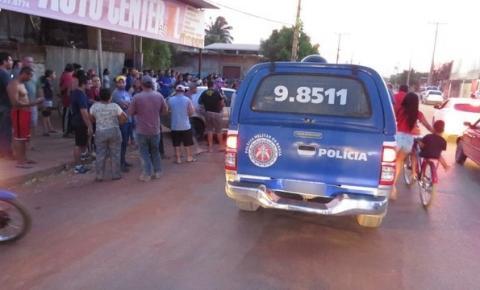Homem é morto a tiros após seguir assaltantes que tinham roubado moto na Bahia