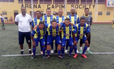 Master Serrolandense estreia com vitória na Arena Capim Society em Capim Grosso
