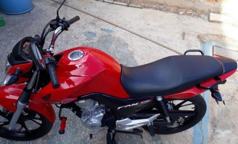 Mototaxista é vítima de assalto e tem moto levada por bandido em Jacobina