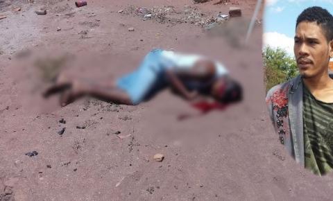 Jovem é assassinado a tiros em Umburanas