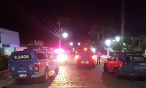 Homens armados invadem igreja e assaltam fiéis em Antônio Gonçalves