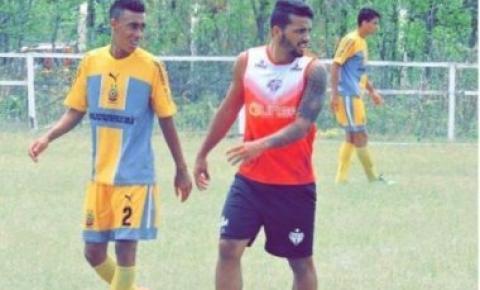 Serrolandense é apresentado ao Bahia de Feira, trata-se do meia Eudair, ex-Vitória e Atlético-PR