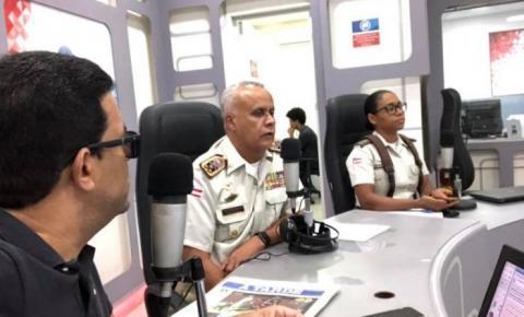 Urgente: Saiba o que diz o comandante-geral da PM