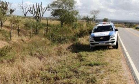 Dois corpos são encontrados com marcas de tiros às margens da BA 120 na Bahia