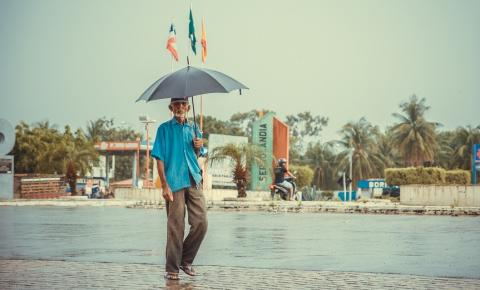 Após intenso calor, Serrolândia tem manhã chuvosa nesta sexta-feira (11)