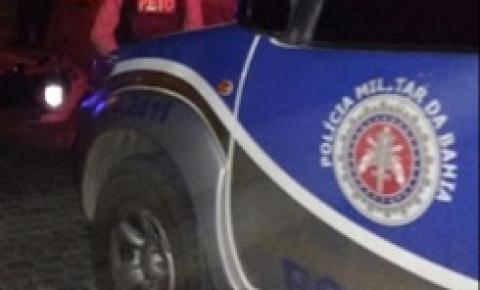 Um morto e dois feridos a tiros em sítio na cidade de Serrolândia