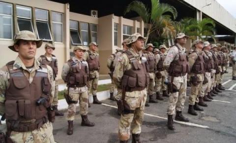 Bahia lança edital de concurso para Polícia Militar e Corpo de Bombeiros