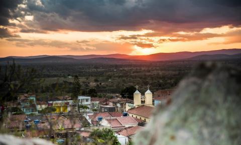 Monte Serrote volta a ser cartão postal de Serrolândia: Veja Fotos