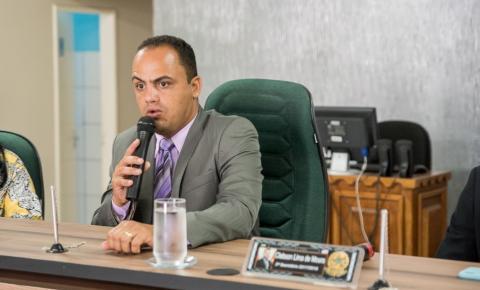Presidente da Câmara de Serrolândia pleiteia vaga na chapa majoritária