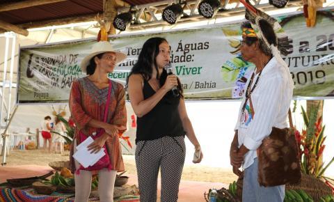 Estudantes apresentam projetos científicos na 6ª Jornada de Agroecologia da Bahia em Utinga