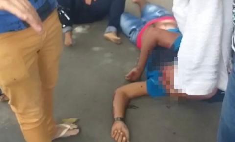 Homem é morto em velório no Cemitério de Camaçari; veja vídeo