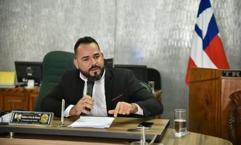 Vereador Clebinho de Silé critica Secretários por morosidade nas obras da Prefeitura