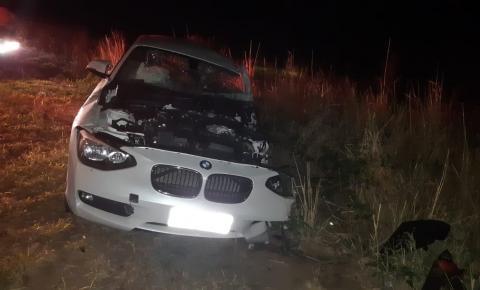 Homem morre após bater BMW em carreta na Bahia