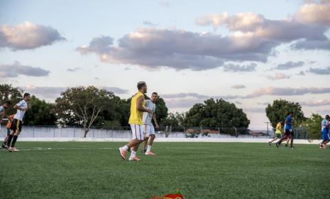 Confira a relação de jogadores da Seleção de Serrolândia para estreia na Copa Jacuípe de Seleções