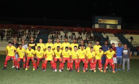 Serrolândia vence na estreia da 1ª edição da Copa Jacuípe de Seleções
