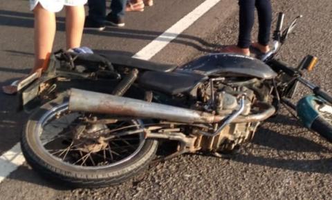 Acidente com vítima fatal em Capim Grosso