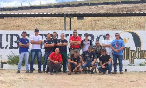 Alpha4 realiza torneio de carabina em comemoração aos 74 anos do Tiro de Guerra