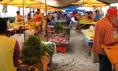 Feira livre será antecipada do sábado para a sexta-feira dia 01 de novembro em Serrolândia