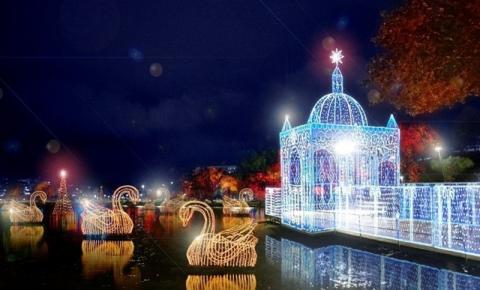 Natal em Salvador terá iluminação com 6,2 milhões de lâmpadas, shows com 300 drones e corais; confira