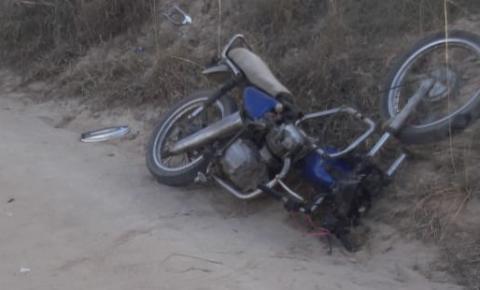 Grave acidente em estrada vicinal de Serrolândia