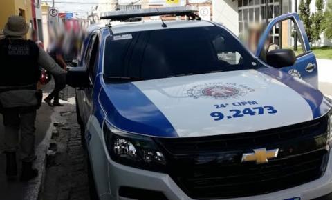 Ponto de apoio do Banco do Brasil é assaltado em Miguel Calmon