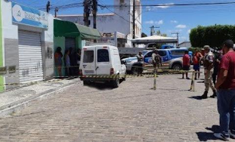 Homem é assassinado a tiros em Ponto Novo