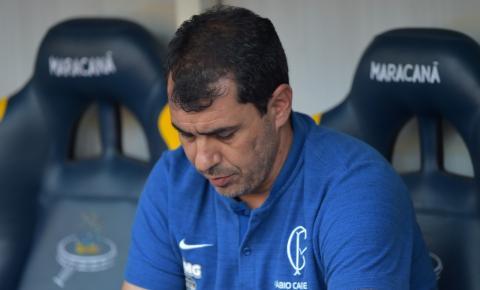 Fábio Carille não é mais técnico do Corinthians