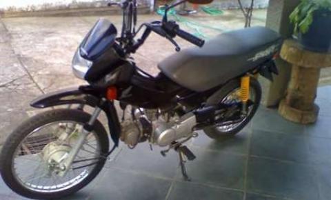 Moto é roubada na estrada vicinal entre Garajau e Cachoeira Grande