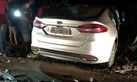 Grave acidente na estrada de Laje deixa um morto e médico ferido