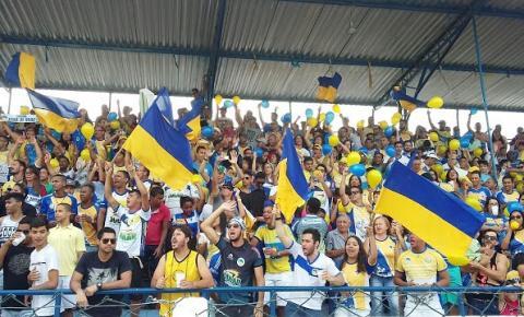 Baianão 2020: Jacobina vai estrear contra o Vitória