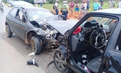 Natural de Serrolândia, pai e filho morrem em acidente próximo ao Vale do Amanhecer em Brasília